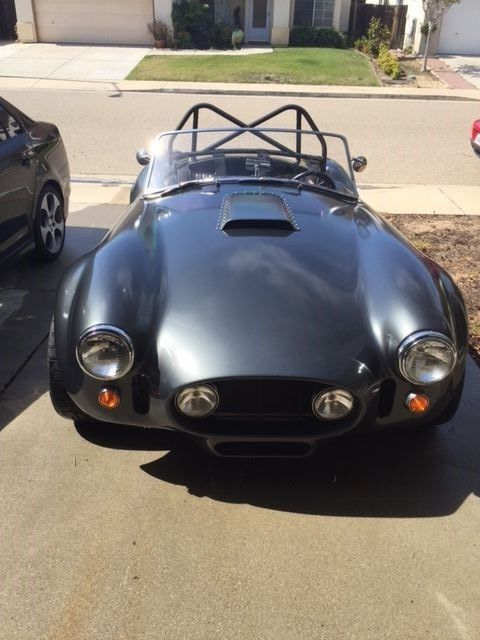 Shelby Cobra Kit Car Factory Five Replica on Wisconsin Engine Specifications