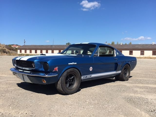 1966 Shelby Shelby GT350