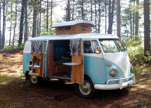 1966 Volkswagen Bus/Vanagon SO 42