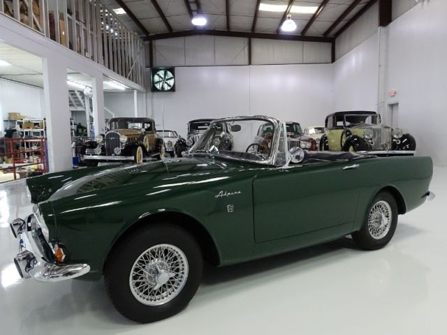 1966 Other Makes Sunbeam Apline Series 5 Convertible, STUNNING!