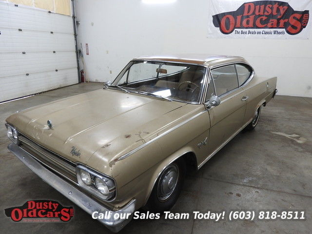 1966 AMC Marlin Runs Drives Body Interior Decent Needs TLC