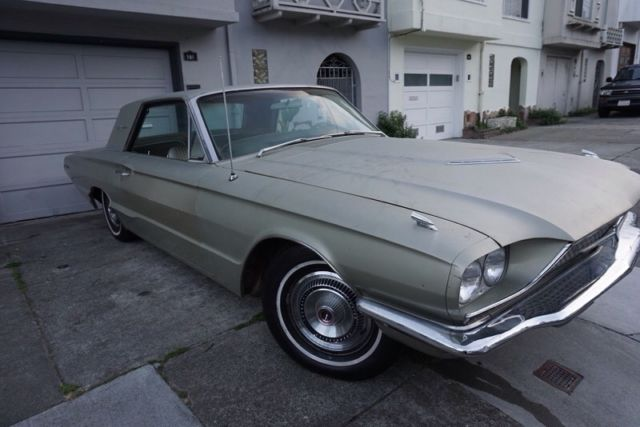 19660000 Ford Thunderbird
