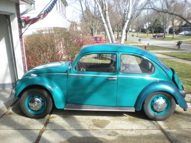 1966 volkswagen beetle classic vw for parts or rat rod for sale photos technical. Black Bedroom Furniture Sets. Home Design Ideas