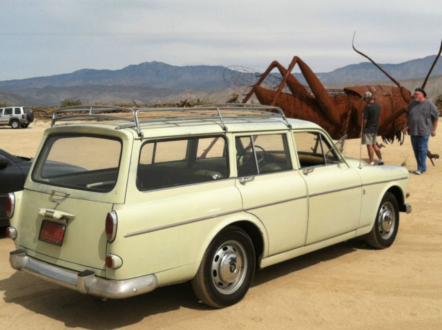 1966 Volvo Other 122s Wagon