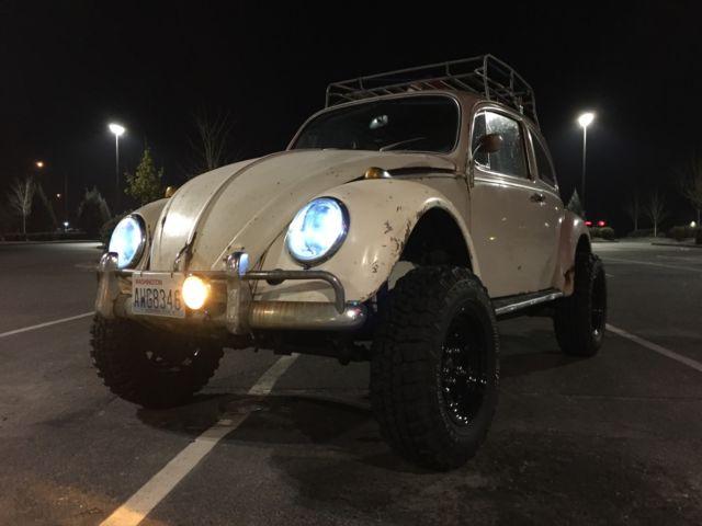 1966 Vw beetle 9