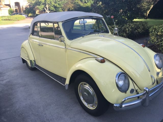 1966 vw beetle convertible for sale photos technical specifications. Black Bedroom Furniture Sets. Home Design Ideas