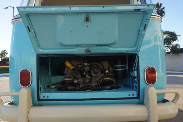1966 vw bus 15 windows for sale in los angeles ca for 15 window bus for sale