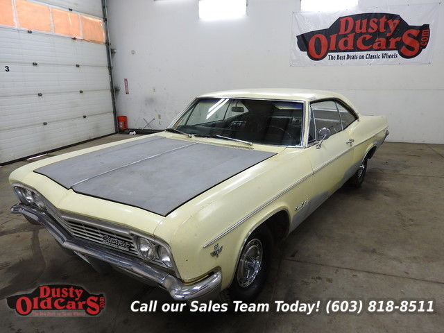 1966 Chevrolet Impala Runs Drives Body Inter Good 350V8 Auto