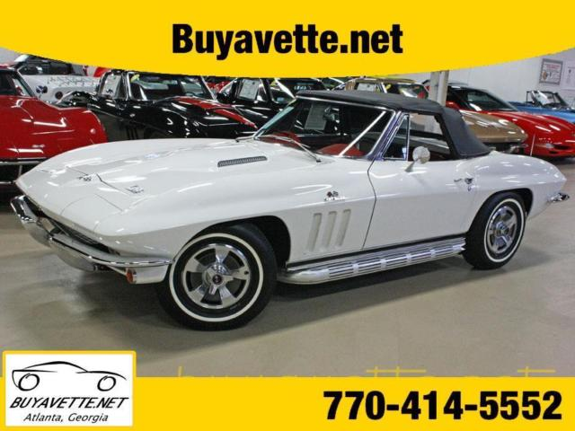 1966 Chevrolet Corvette Convertible