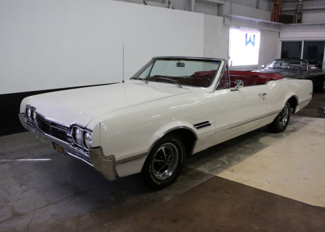 1966 Oldsmobile 442 None