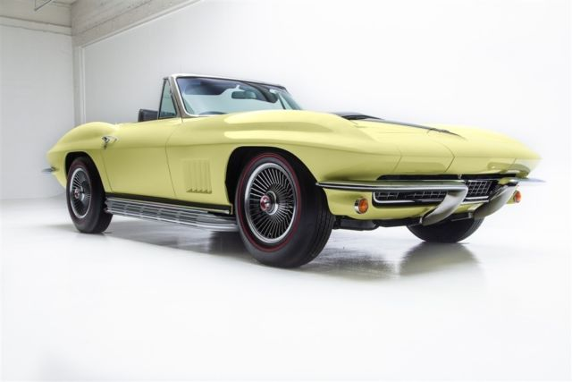 1967 Chevrolet Corvette 2 Tops 427/435 HP
