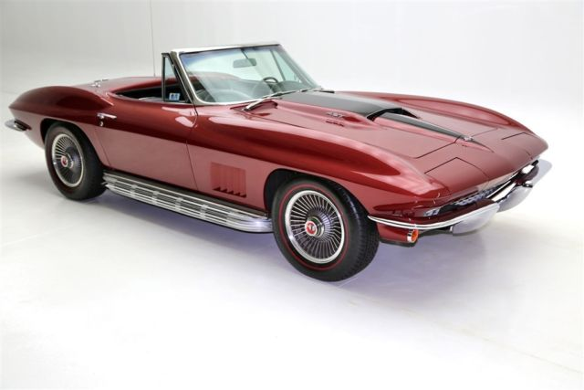 1967 Chevrolet Corvette 427/435 NCRS TopFlight