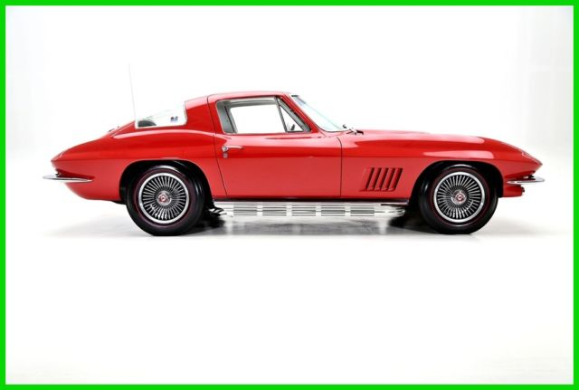 1967 Chevrolet Corvette 427/435 #'s match,NCRS