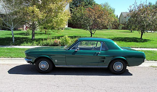1967 Ford Mustang Sports Sprint