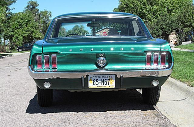 1967 ford mustang sports sprint prevnext