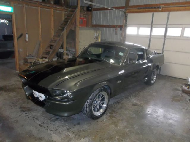 1967 Ford Mustang Shelby