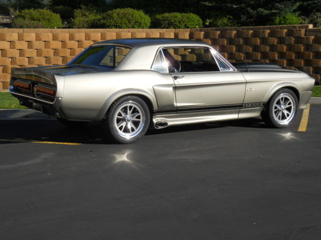 1967 68 Shelby Mustang Eleanor Coupe Not Fastback Or