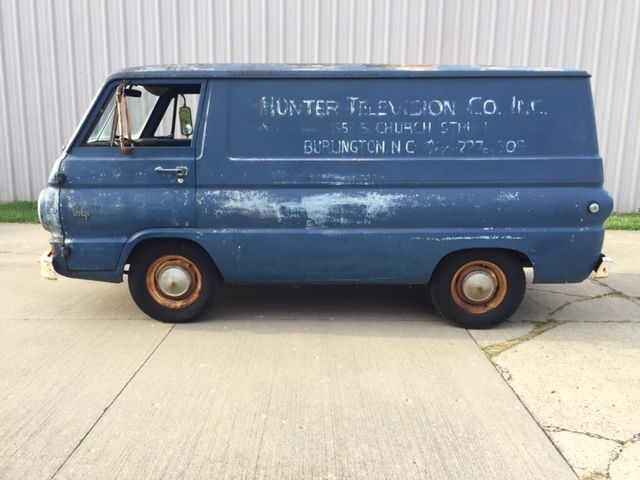1967 Dodge Other TV REPAIR WORK VAN 4600