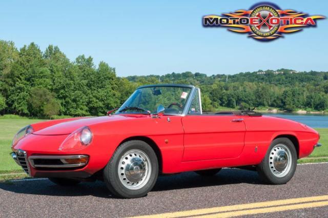 Alfa Romeo Duetto Boattail Spider For Sale Photos - 1967 alfa romeo spider for sale
