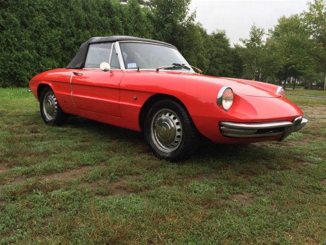 Alfa Romeo Duetto Spider For Sale Collectorscarworldcom Five - 1967 alfa romeo spider for sale