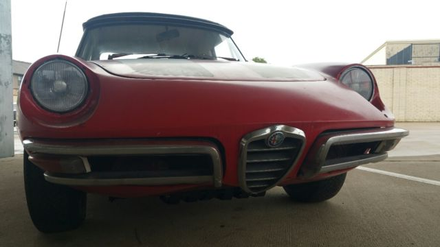 1967 Alfa Romeo Other Convertible