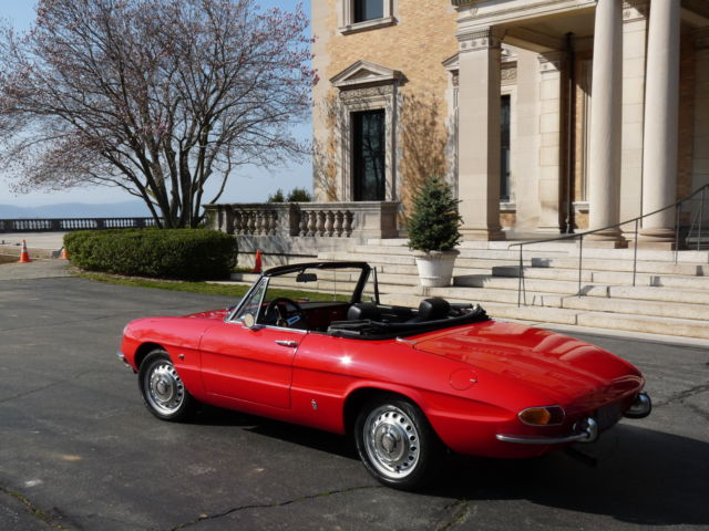 1967 Alfa Romeo Duetto Owned Restored By Ex Factory Service Rep