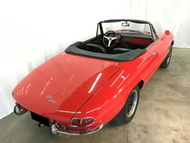 Alfa Romeo Duetto Spider For Sale Alfa Romeo Duetto Spider - 1967 alfa romeo spider for sale