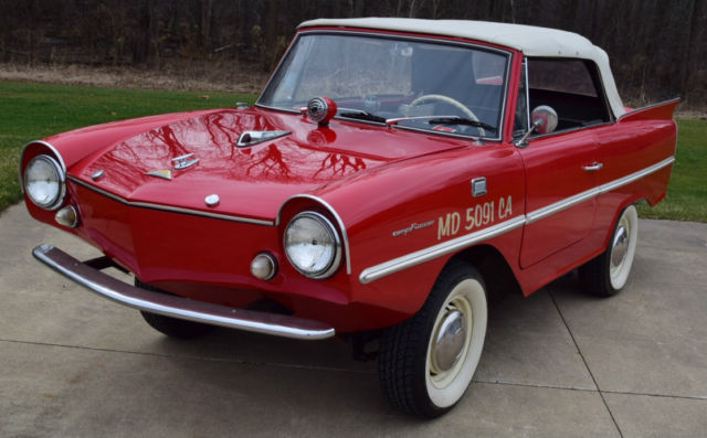 1967 Other Makes Amphicar 770 Convertible