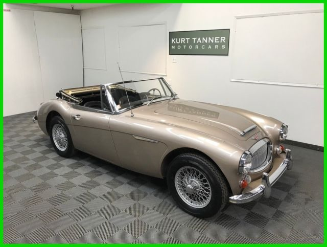 1967 Austin Healey 3000 MKIII BJ8 PHASE 2