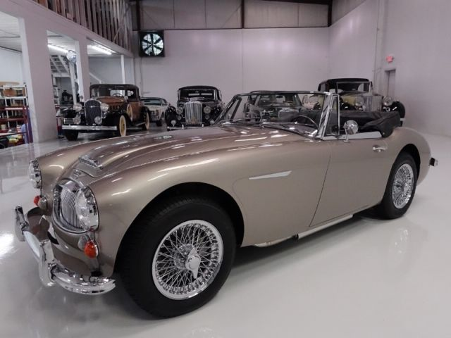 1967 Austin Healey 3000 Mk III BJ8, MULTIPLE SHOW WINNER!