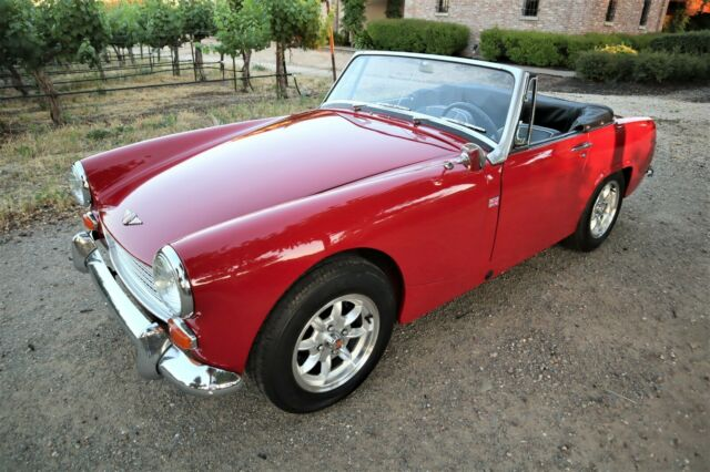 1967 Austin Healey Sprite Desirable MK IV - A Truly Exceptional Example