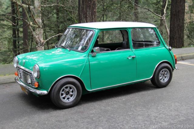 1967 Austin Mini Cooper. Excellent! Ready for Vintage Racing!