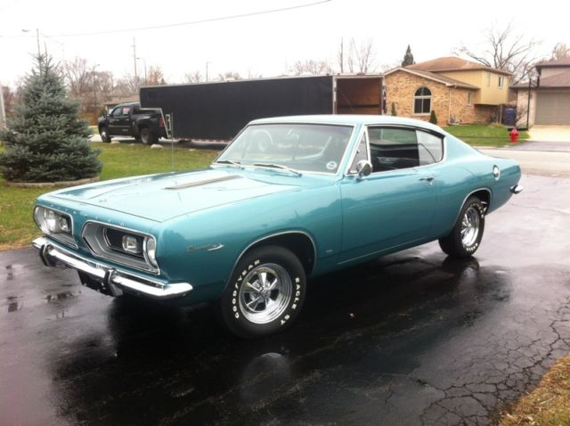1967 Plymouth Barracuda Baracuda