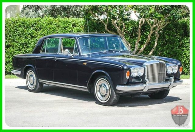 1967 Bentley Other 1 of only 1700 cars produced RHD Bentley T1
