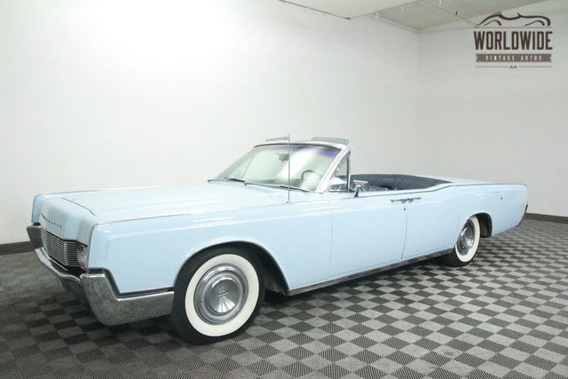 1967 Lincoln Continental CONVERTIBLE! RESTORED! COLLECTOR GRADE!