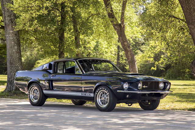 1967 Ford Shelby GT-500 Fastback