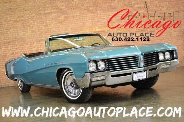 1967 Buick Electra 3yr or 36k mile Service Contract Included