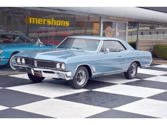 1967 Buick Skylark 340 V8 4 Sd Well Doented California Car