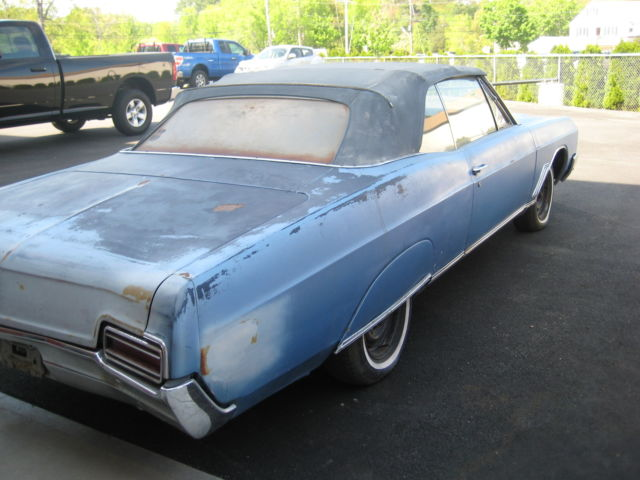 1967 Buick Skylark Base Convertible 2 Door 4 9l