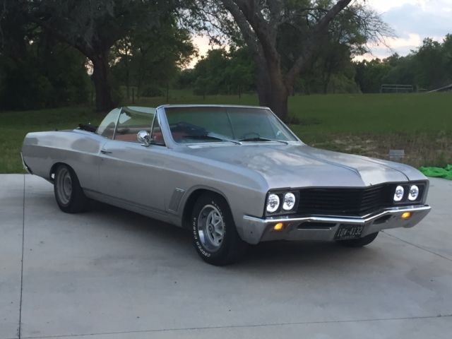 1967 buick skylark convertible ls swap just completed for sale photos technical. Black Bedroom Furniture Sets. Home Design Ideas