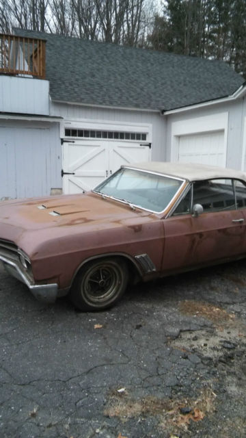 1967 Buick Other GS 400 Convertible