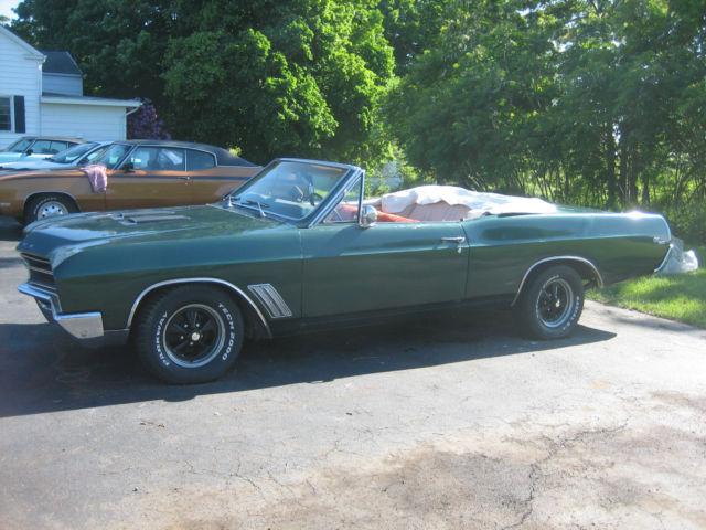 1967 Buick Skylark Gs Convertible