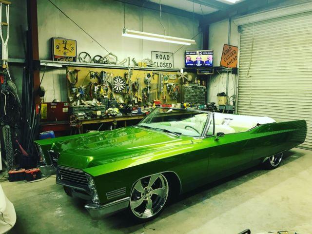 1967 Cadillac Convertible Full Custom 22 Intros