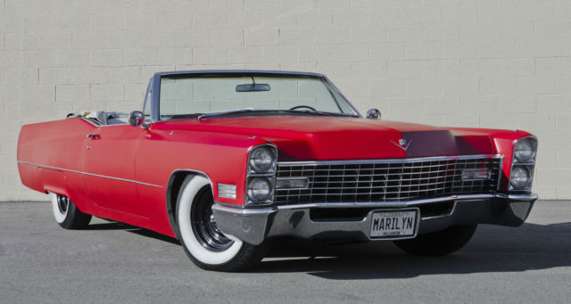 1967 cadillac deville convertible clean one of a kind. Black Bedroom Furniture Sets. Home Design Ideas