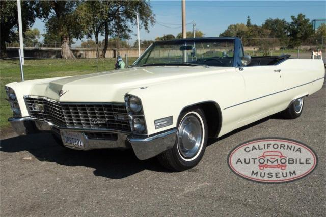 1967 cadillac eldorado convertible for sale photos