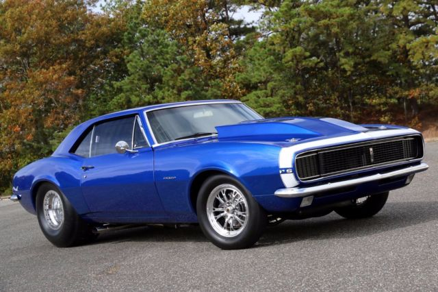 Street Racing Cars For Sale >> 1967 Camaro 8 Second Pro Street Race Car Show Car For Sale