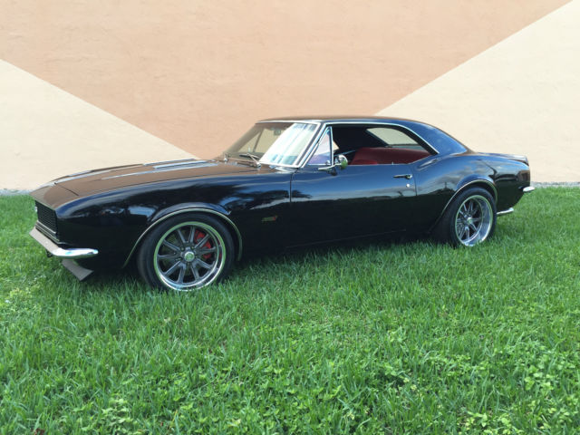 1967 camaro pro touring lsx tremec 6 speed for sale photos technical specifications description. Black Bedroom Furniture Sets. Home Design Ideas