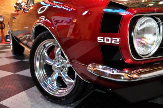 1967 Camaro SS 502 Pro-Touring Big Block Billet FOR SALE