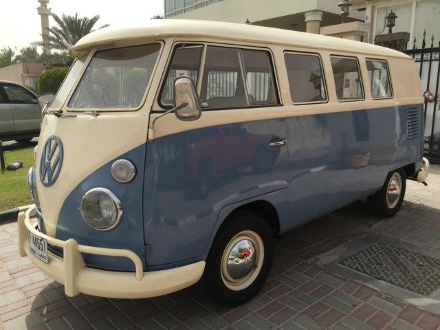 42b3937563 1967 Camper Van