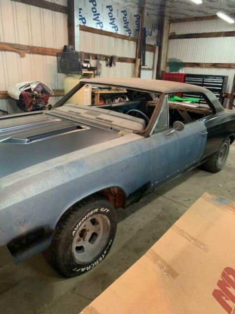 1967 CHEVELLE MALIBU PROJECT CAR